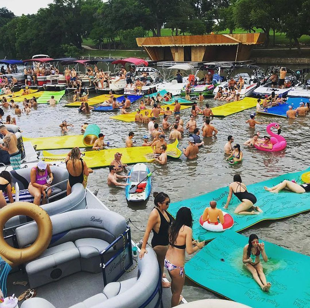 Austin Bachelor Party Ideas - Float On Boat Rentals